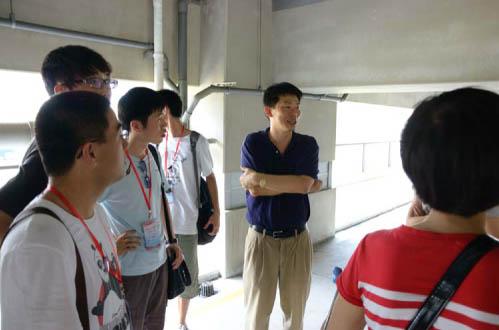 同济大学土木工程学院来访